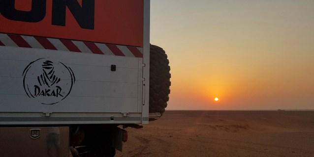 """El Dakar encuentra en Arabia Saudí un recorrido """"a la africana"""""""