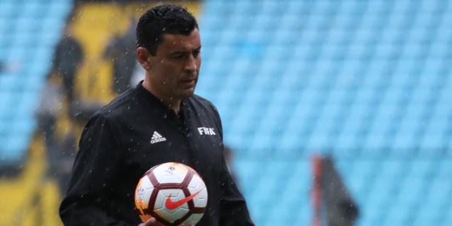 El chileno Roberto Tobar arbitrará la final de la Copa Libertadores