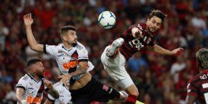 El Vasco iguala en el último minuto y trunca el triunfo del Flamengo