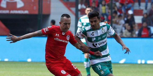 Santos termina como líder del Apertura; Quiroga y Pulido son los goleadores