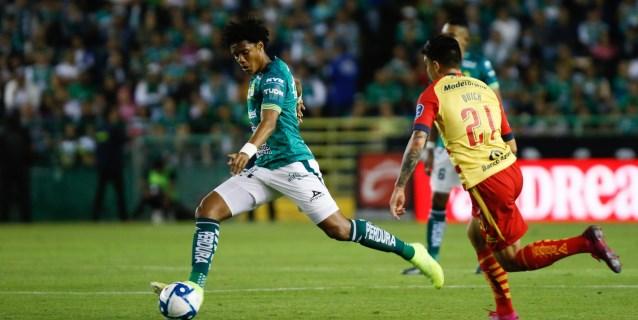El Santos Laguna del uruguayo Almada lidera el Apertura mexicano