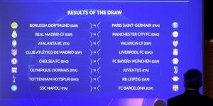 El Atlético reta al campeón Liverpool; reencuentro Guardiola-Real Madrid