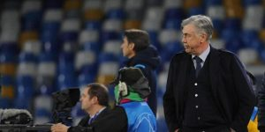 El Napolés destituye a Ancelotti