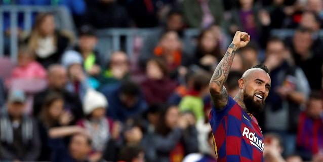 El Inter ofrecerá 12 millones al Barcelona por Vidal, según prensa italiana