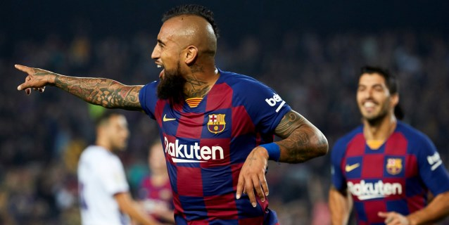 Vidal reclama al Barça 2,4 millones y el club niega que le deba tal cantidad
