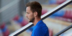Rakitic planea retirarse de la selección croata después de la Eurocopa