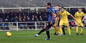 Muriel impulsa el triunfo del Atalanta con su noveno gol del año
