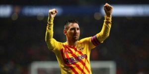 La cal para Juventus, City y Bayern; la arena para Messi y el Inter