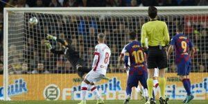 5-2. Messi lidera el nuevo tridente azulgrana
