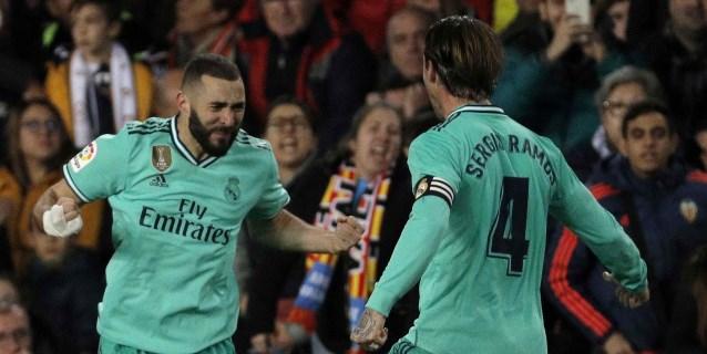 El Madrid se reencuentra con la épica a las puertas del clásico