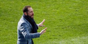 El Espanyol, colista de la liga, destituye a su entrenador Pablo Machín