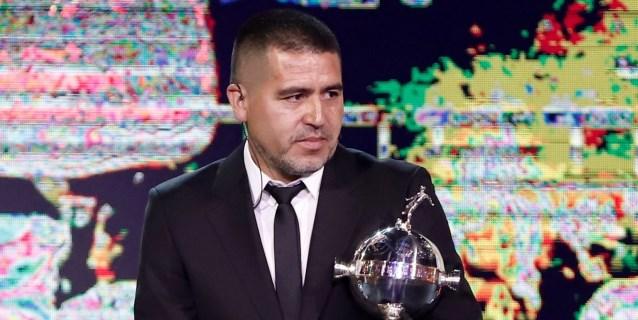 Riquelme afirma que la ilusión de Boca Juniors es llegar hasta la final
