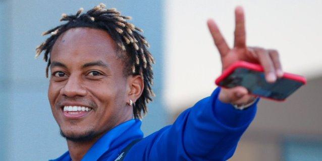 Mundial de Clubes: André Carrillo ya está en Catar para jugar el sábado
