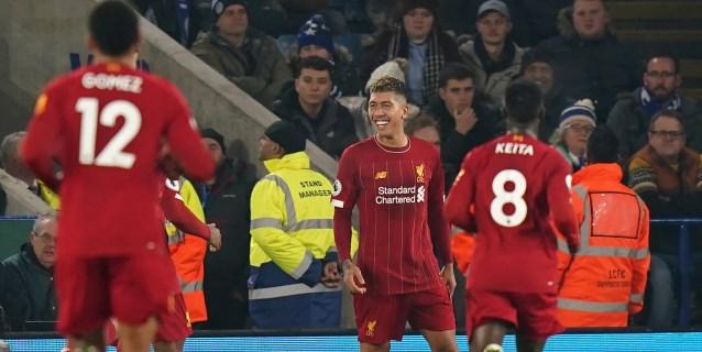 0-4. El Liverpool, desenfrenado, golea en Leicester