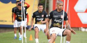 Kevin Quevedo fue desconvocado de la selección peruana Sub-23