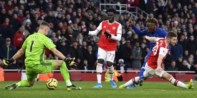 1-2. El Chelsea frustra a Arteta en cuatro minutos