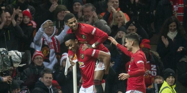 El 'boxing day' reactiva al Manchester United