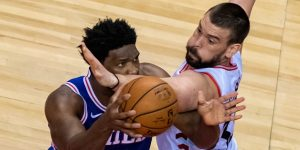 Sixers y Heat amplían invicto como locales; Trail Blazers arrollan a Knicks