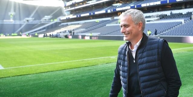 """Mourinho: """"Volver a Old Trafford es volver a un sitio donde fui feliz"""""""