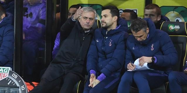 Mourinho naufraga ante el colista y el Leicester se agarra a la segunda plaza