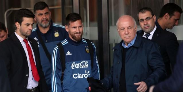 Rosario inaugura un circuito turístico en honor a Lionel Messi