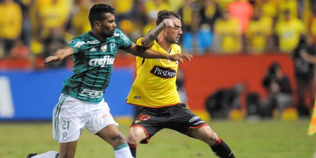 El FC Dallas ficha al mediocampista brasileño Thiago Santos del Palmeiras