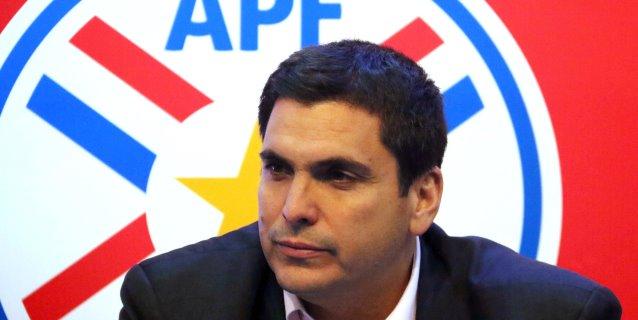 """Harrison: """"Paraguay está preparado para enfrentar a todas las selecciones"""""""