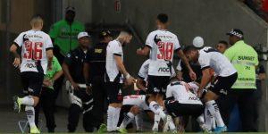 Vasco vence al Cruzeiro y lo deja al borde del descenso en Brasil