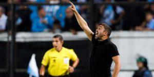 El argentino Eduardo Coudet llega al banquillo del Internacional brasileño