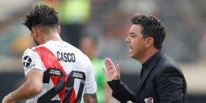 Gallardo dice que seguirá como entrenador de River Plate en 2020