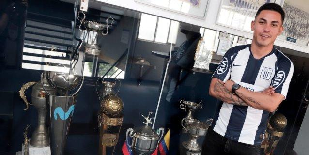 Alianza Lima confirmó a Jean Deza como refuerzo para la temporada 2020