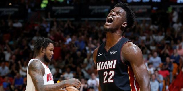 NBA: 110-121. Butler logra triple-doble y los Heat ganan en casa de los Raptors