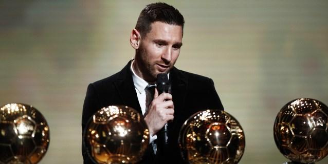 """Messi: """"Se acerca la retirada, Dios quiera que me queden varios años más"""""""