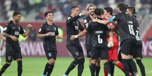 2-2 (4-3). Monterrey, tercero en la tanda de penaltis