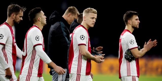 El Valencia acaba con el Ajax y el Liverpool sobrevive ante el Salzburgo