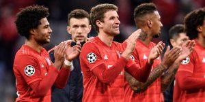 3-1. El Bayern vence al Tottenham y logra pleno de victorias