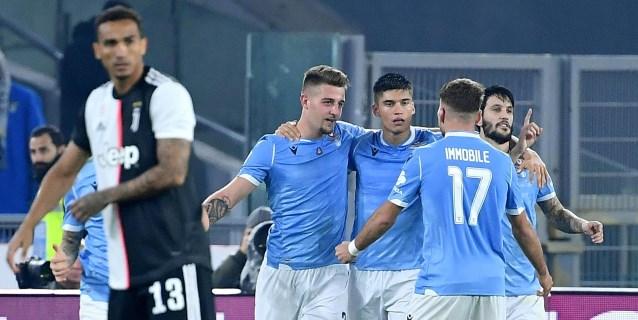 El Lazio hunde al Juventus y prolonga su escalada con recital de Luis Alberto