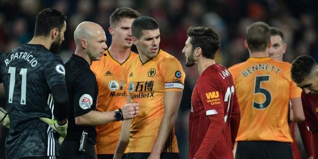 1-0. El VAR decide en Anfield