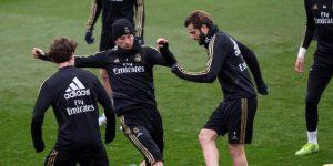 El Real Madrid prepara su último partido de 2019 con James de vuelta