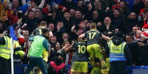 Revolcón al Chelsea, Ancelotti ya gana y Arteta pincha en su estreno