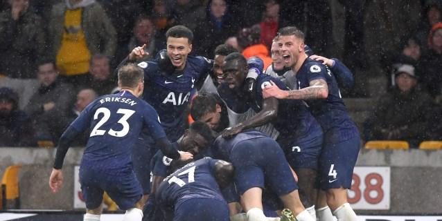 Lucas Moura y Vertonghen meten en plaza europea al Tottenham de Mourinho