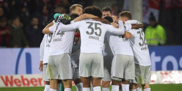 El Bayern logra victoria agónica ante el Friburgo y sube al tercer puesto