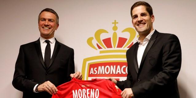 """Robert Moreno, en el Mónaco: """"Sólo tengo agradecimiento para Luis Enrique"""""""