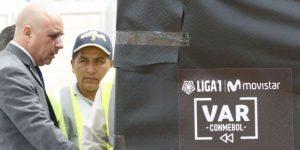 LIGA PERUANA: El VAR se usará para los partidos de la Liga 1 en el 2020
