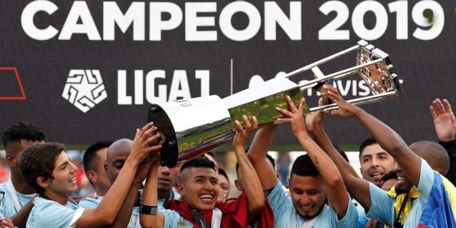 La Liga 1 peruana arranca con 20 equipos por primera vez