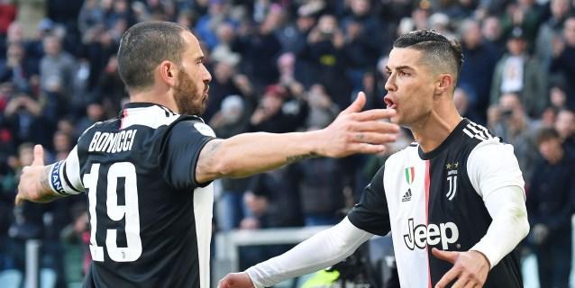 """Cristiano firma triplete, """"Ibra"""" no salva al Milan y el Atalanta, intratable"""