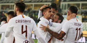 El Roma avanza, se cita con el Juventus y completa el cuadro de los cuartos