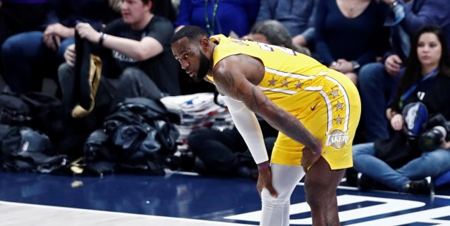 NBA: Más protagonismo ganador de James y Lakers; triunfos de Celtics y Thunder