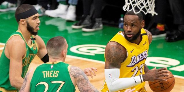 NBA: James y Doncic acaparan protagonismo con sendos triunfos y el All-Star