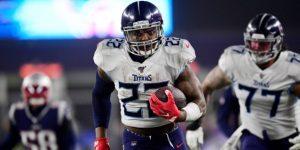 NFL: Patriots, eliminados; Titans y Texans, a serie divisional con Ravens y Chiefs